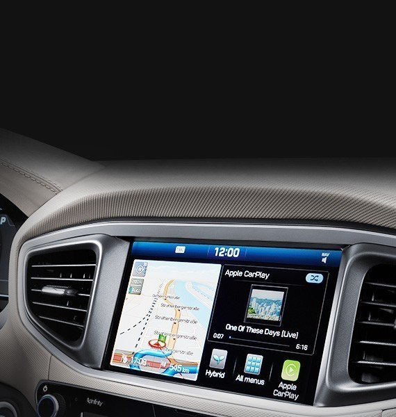 Touch-screen navigation