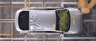IIHS Small Overlap Crash Test